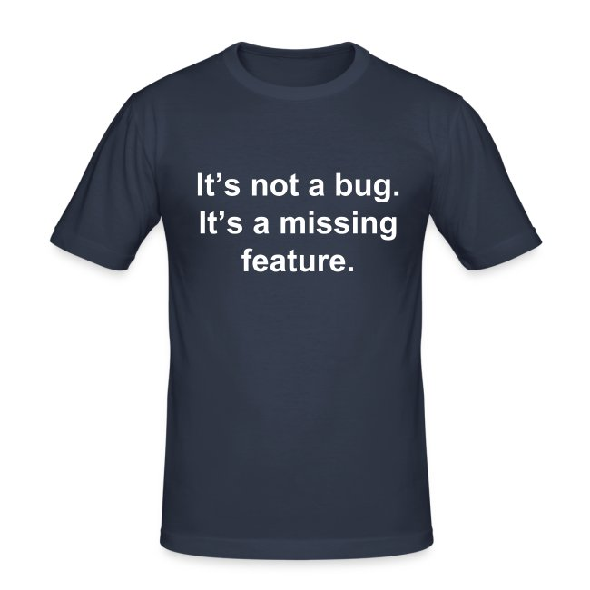 Not a bug Navy