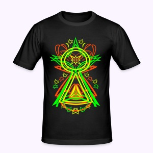 All Seeing Eye UV-Active - Slim Fit - slim fit T-shirt