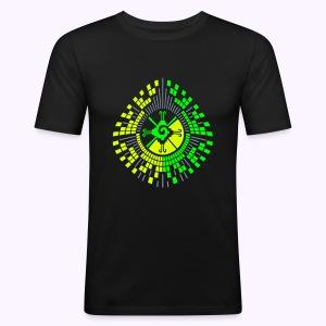 Hunab Ku DNA Tree UV Active - Slim Fit - slim fit T-shirt