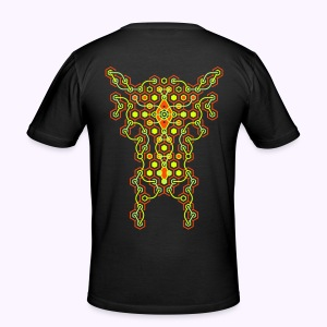 Cybertron UV Active Back - Slim Fit - slim fit T-shirt