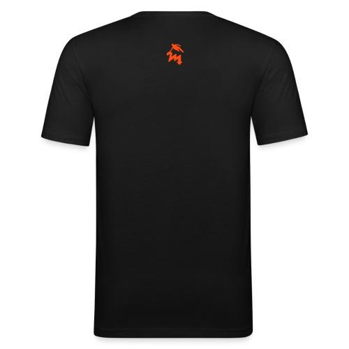 strongmen - Männer Slim Fit T-Shirt