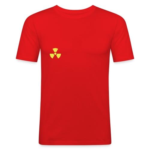 Tyköistuva ja näppärä paita! - Miesten tyköistuva t-paita