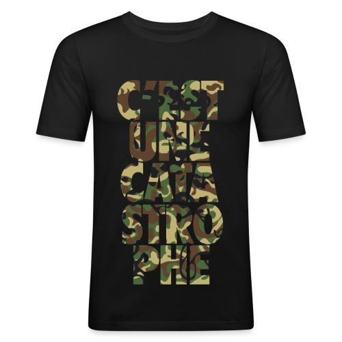 Signature Camo Shirt - slim fit T-shirt