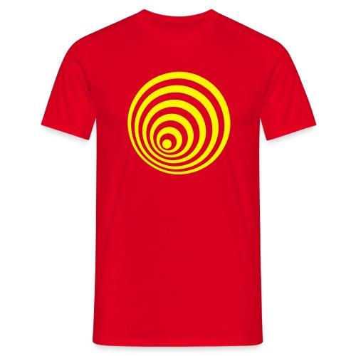 Psycho - Männer T-Shirt