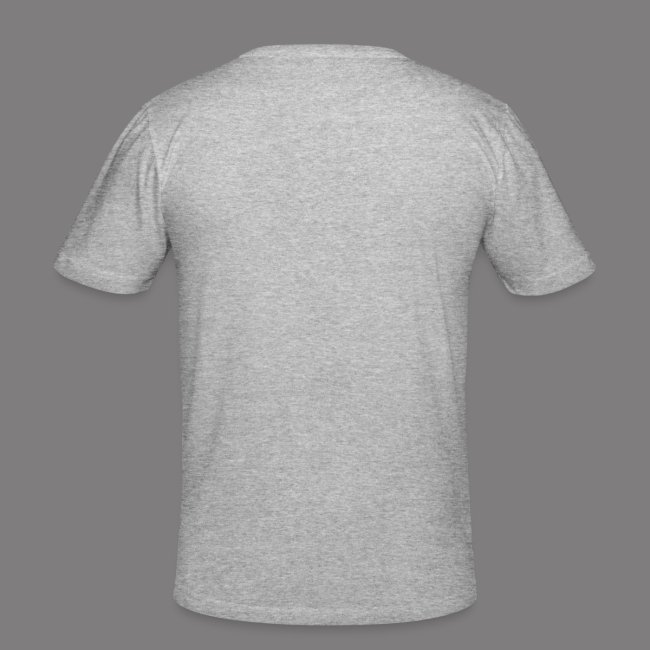 VR Big T-Shirt Grey