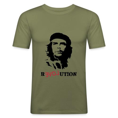 """Tee-shirt Homme """"Révolution'"""" - T-shirt près du corps Homme"""