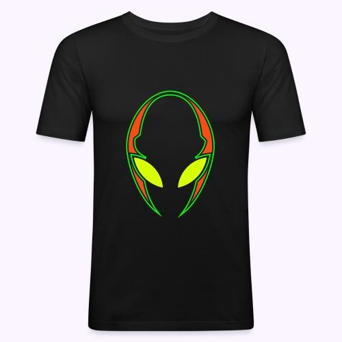 Alien Tech The Shadow Slim Fit Men's Shirt - Men's Slim Fit T-Shirt