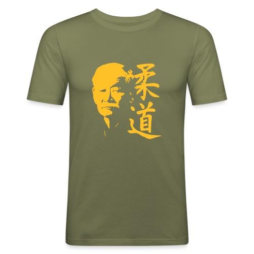 Master jigoro - Camiseta ajustada hombre