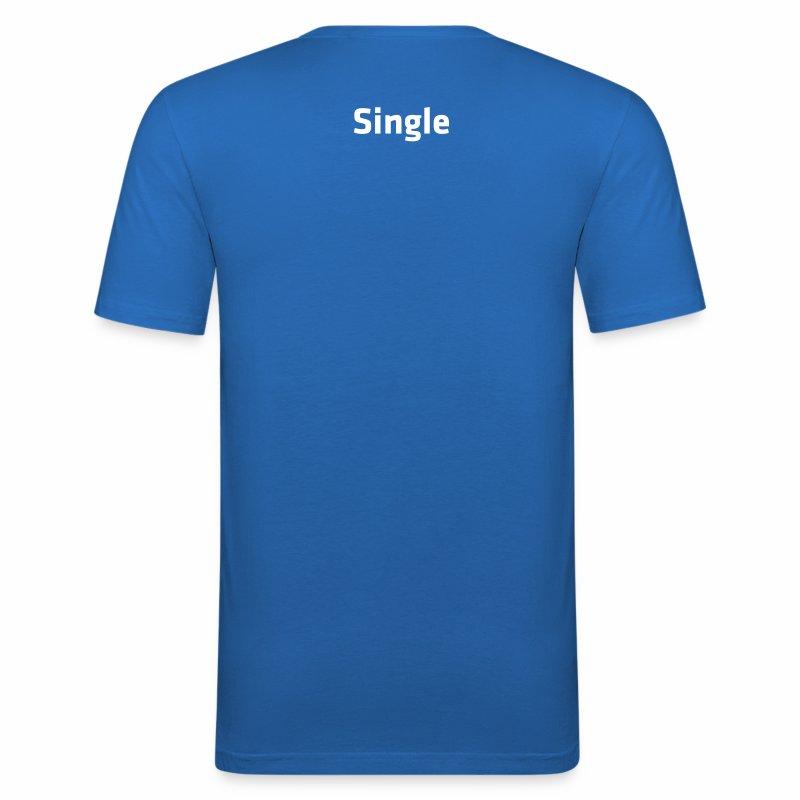Single - Männer Slim Fit T-Shirt