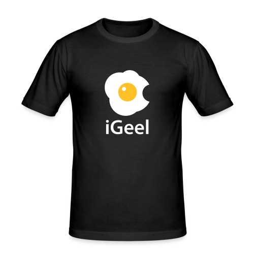 iGeel Slimfit - slim fit T-shirt