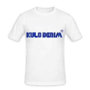 Kulo Denim COM 1 - Men's Slim Fit T-Shirt