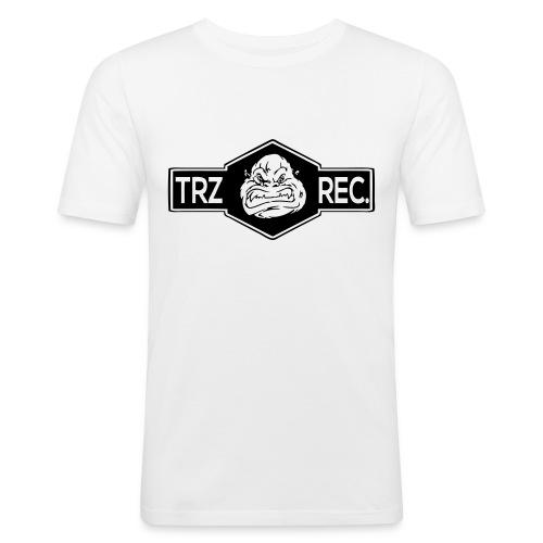 TRZ Fit-Shirt S/W - Männer Slim Fit T-Shirt