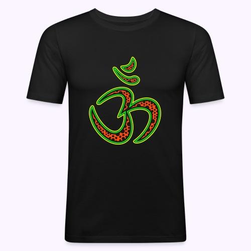 Neo-Tech Aum Men Slim-Fit Shirt - Men's Slim Fit T-Shirt