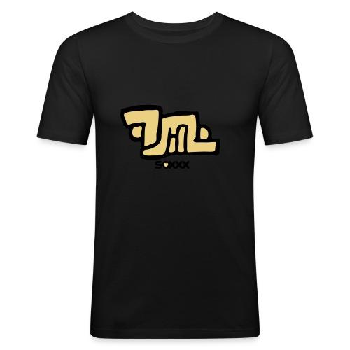 The Warm Up - Men's Slim Fit T-Shirt