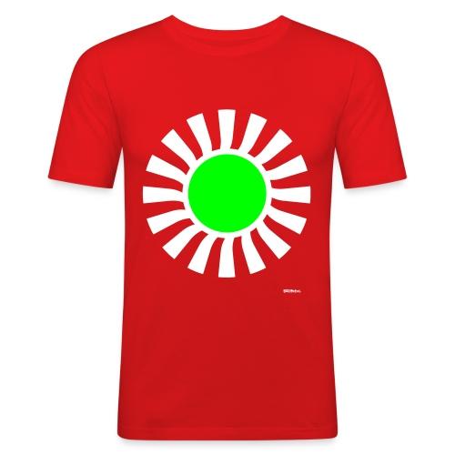 Strobo #3 MSLM - Men's Slim Fit T-Shirt