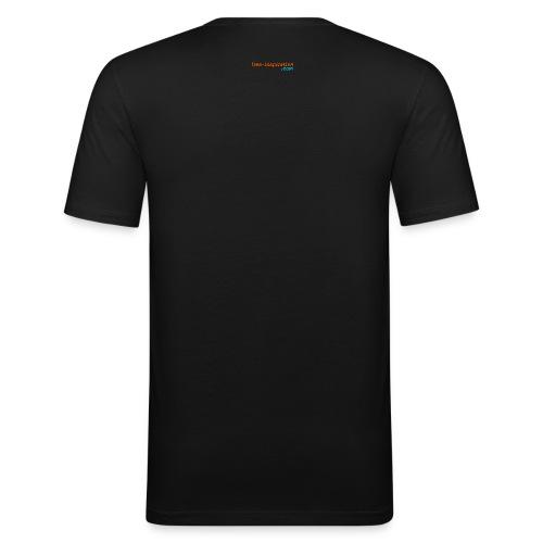 "T-Shirt ""Timelapser"" - Männer Slim Fit T-Shirt"