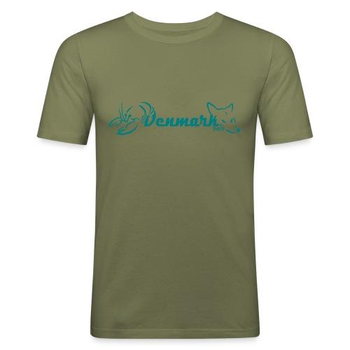 Denmark2012 - Männer Slim Fit T-Shirt