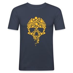 Skulls (by VS creations) - Tee shirt près du corps Homme