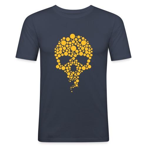Skulls (by VS creations) - T-shirt près du corps Homme