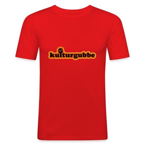 KULTURGUBBE T-shirts - Slim Fit T-shirt herr