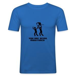 Monitored - slim fit T-shirt