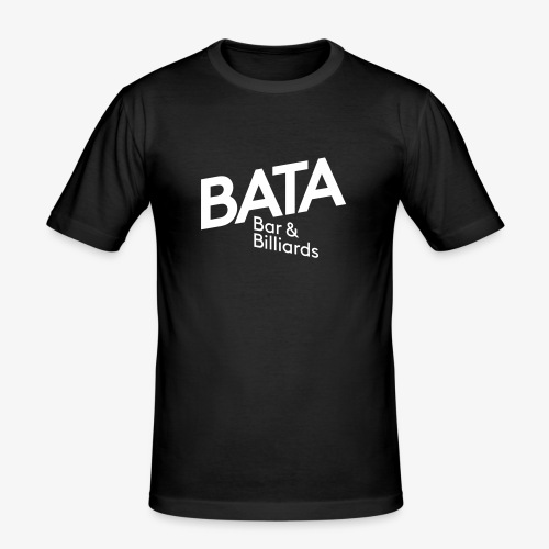 Bata Logo T-Shirt Slim fit - Männer Slim Fit T-Shirt