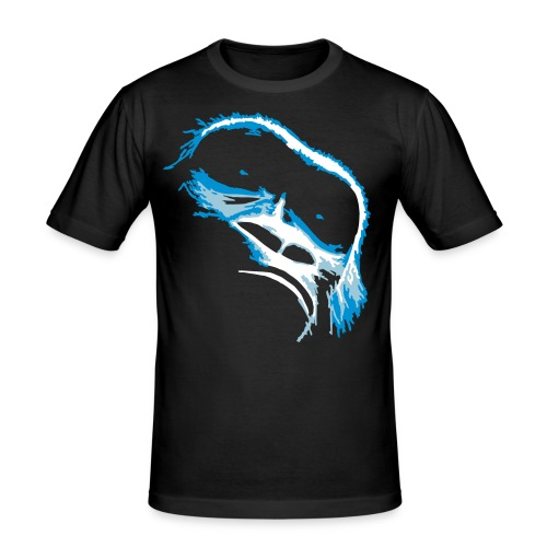 affe1 - Männer Slim Fit T-Shirt
