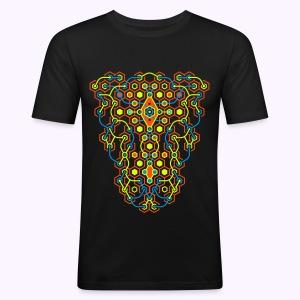 Cybertron UV Active Front - Slim Fit - slim fit T-shirt