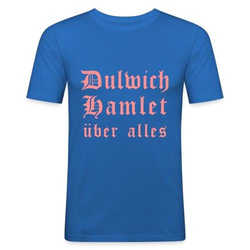 Dulwich Hamlet über alles - slim fit - Men's Slim Fit T-Shirt