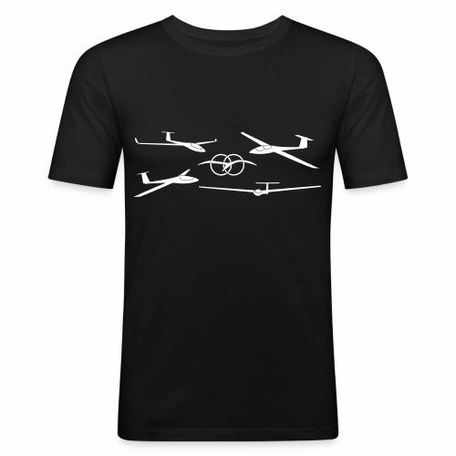 Design 3 - Männer Slim Fit T-Shirt