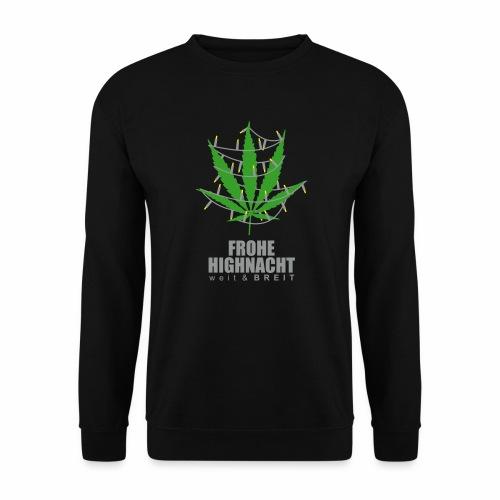 Frohe HighNacht - Pullover - Männer Pullover