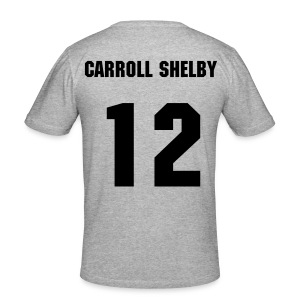 Carroll Shelby - Tee shirt près du corps Homme