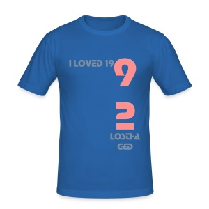 Collection I Loved 1992 - Camiseta ajustada hombre
