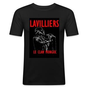 Lavilliers 02 - Tee shirt près du corps Homme