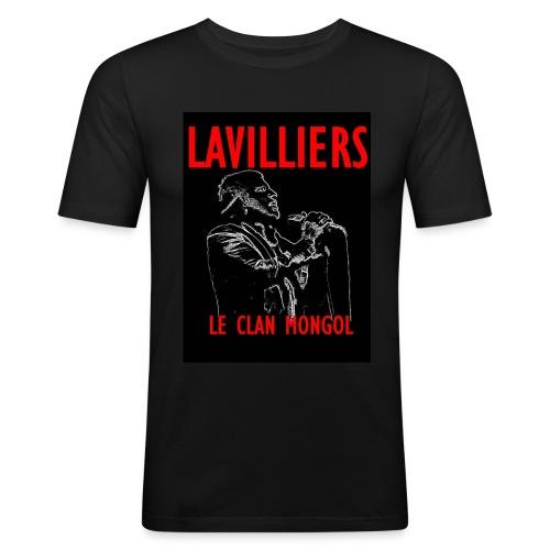 Lavilliers 02 - T-shirt près du corps Homme