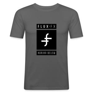 FLUX:FX - by adrian belew - Men's Slim Fit T-Shirt