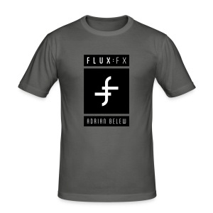 FLUX:FX - by adrian belew - Men's Slim Fit T-Shirt