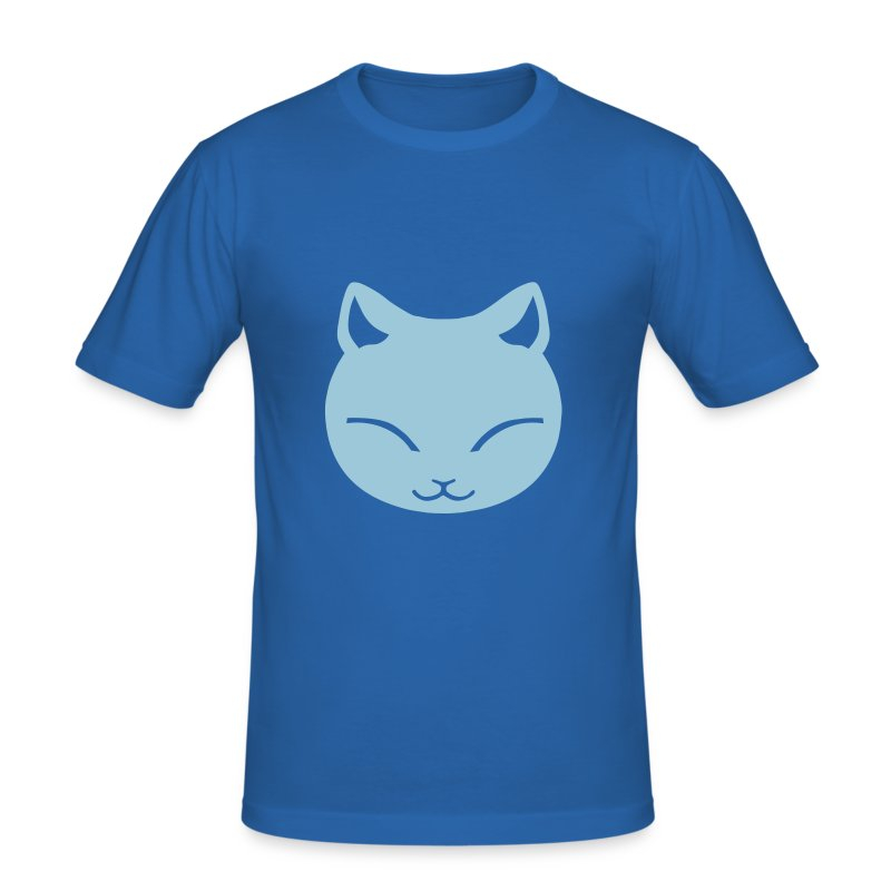 Chat caturday - Tee shirt près du corps Homme