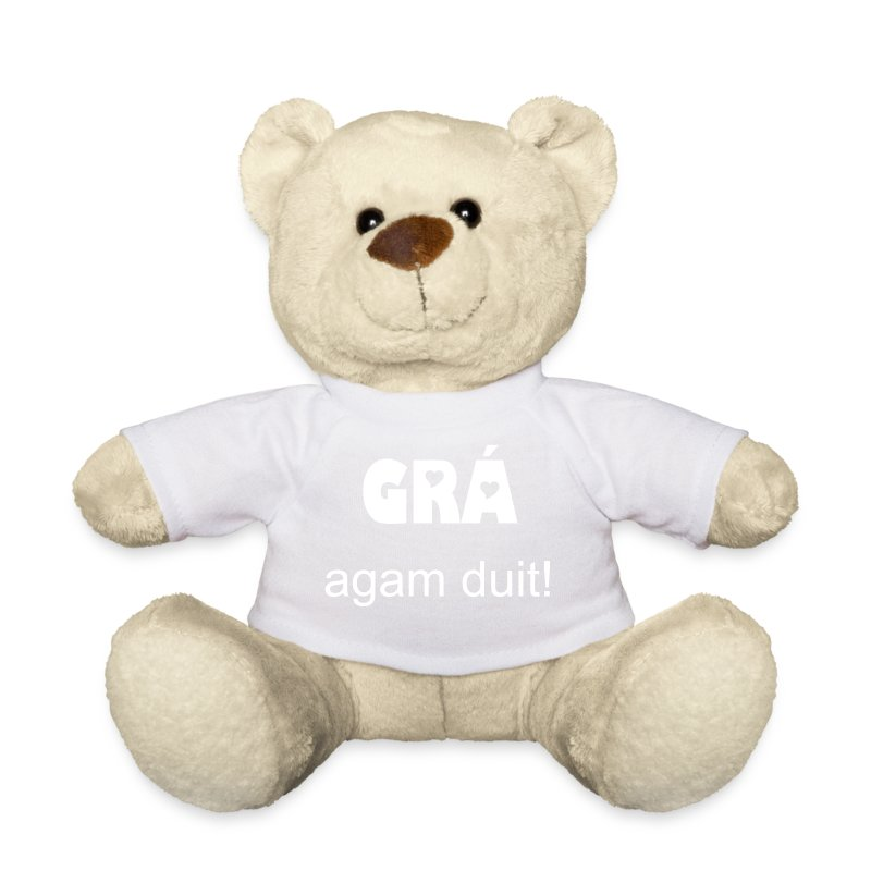 Teddy Grá agam duit - Teddy Bear