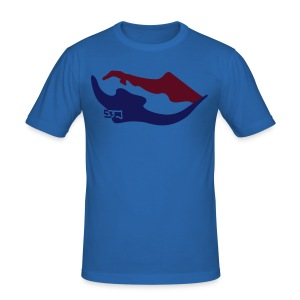 Olperer - Männer Slim Fit T-Shirt