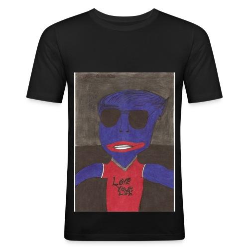 Tee Shirt  Rapeur (La gaigo) - T-shirt près du corps Homme