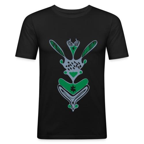 Angelo - T-shirt près du corps Homme