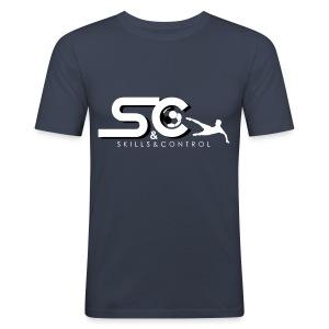Skills & Control T-Shirt Slim Fit - slim fit T-shirt