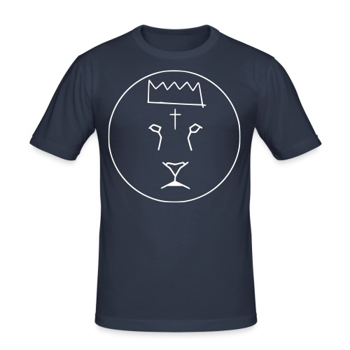 Lion of Judah | Boys | SlimFit - Männer Slim Fit T-Shirt