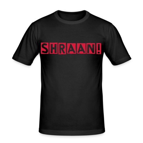 Slim Shriirt - Männer Slim Fit T-Shirt