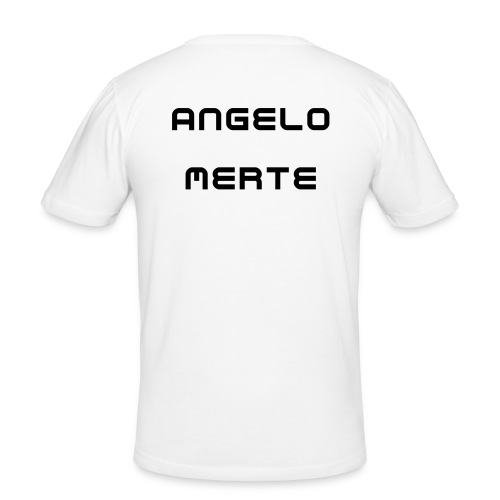 Angelo Merte - Männer Slim Fit T-Shirt