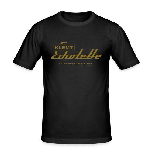 Echolette T-Shirt - Men's Slim Fit T-Shirt