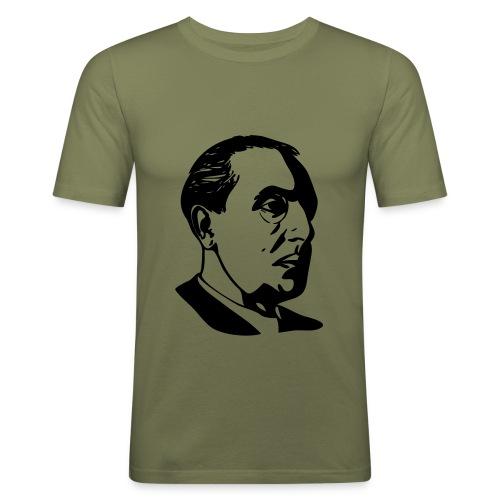T-tröja: Julius Evola - Slim Fit T-shirt herr