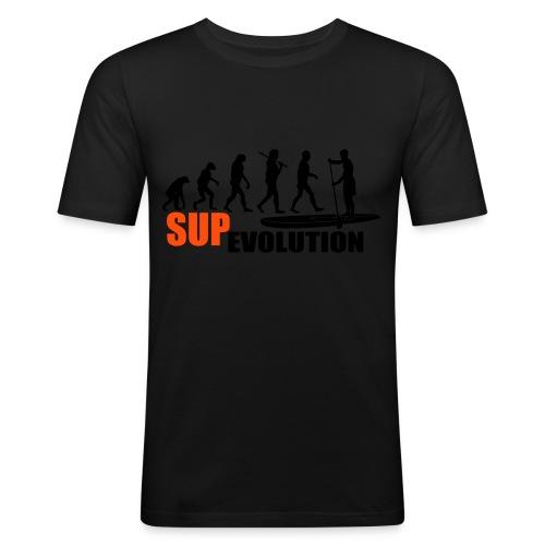 SUP Evolution Shirt Classic (m) - Männer Slim Fit T-Shirt
