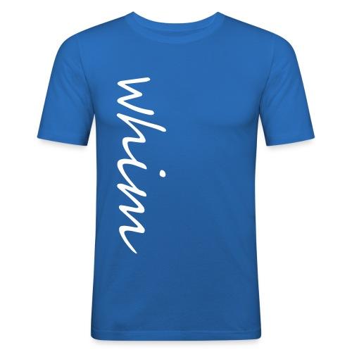 whim SlimFit Shirt - Männer Slim Fit T-Shirt